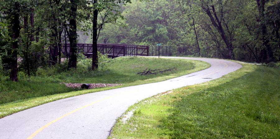 Bill Klingner Trail - Quincy Park District