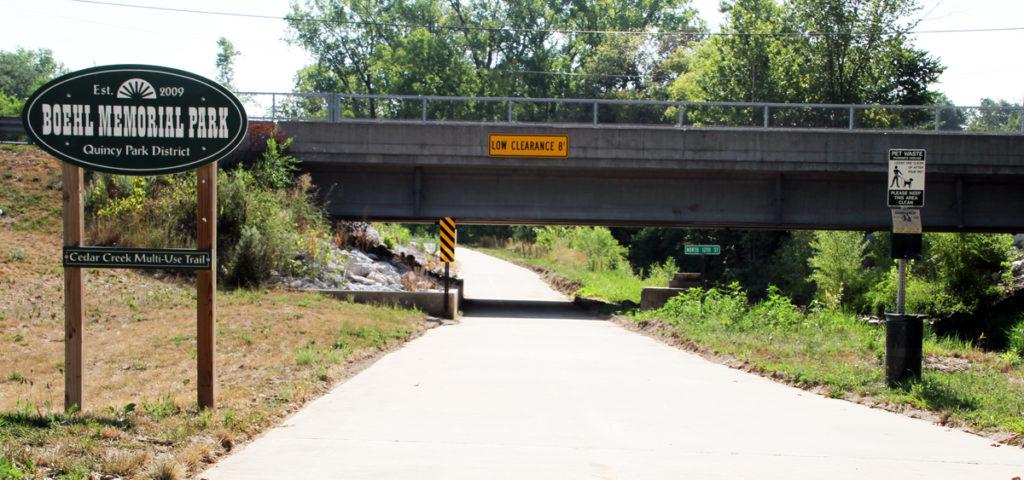 Boehl Memorial Park - Quincy Park District
