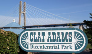 Clat Adams Bicentennial Park - Quincy Park District