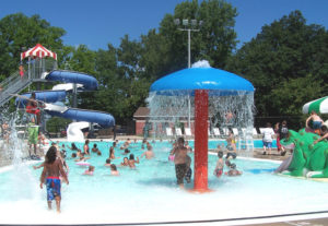 Indian Mounds Pool - Quincy Park District