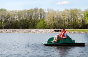 Kayaks & Paddle Boats - Quincy Park District