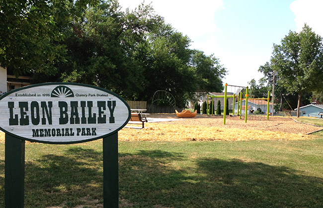 Leon Bailey Park - Quincy Park District
