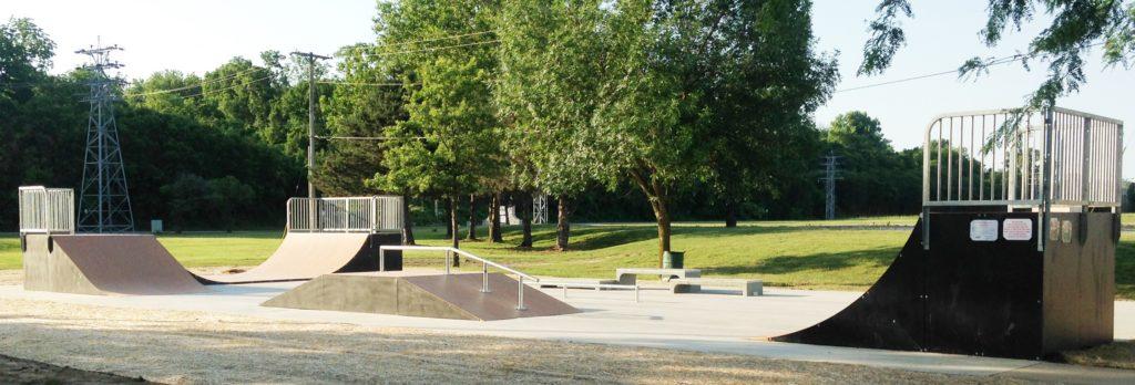 Lincoln Skate Park - Quincy Park District