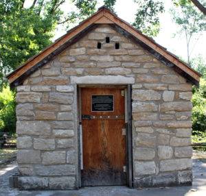 Log Cabin - Quincy Park District