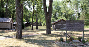 Log Cabin - Quincy Park District
