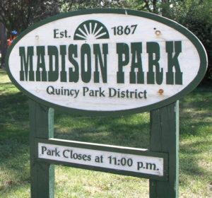 Madison Park - Quincy Park District