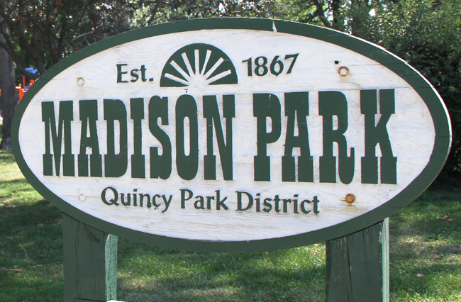 Madison Park - Quincy Park District