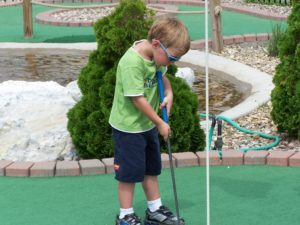 Mini Golf - Quincy Park District