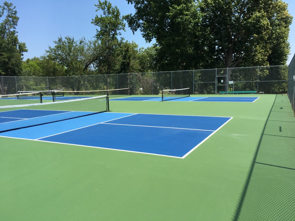 Pickleball - Quincy Park District