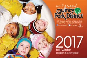 Quincy Park District Fall/Winter Program & Event Guide