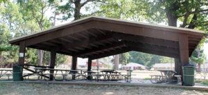Berrian Shelter - Quincy Park District