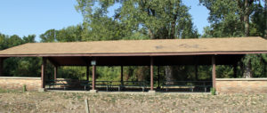 Bob Bangert Shelter - Quincy Park District