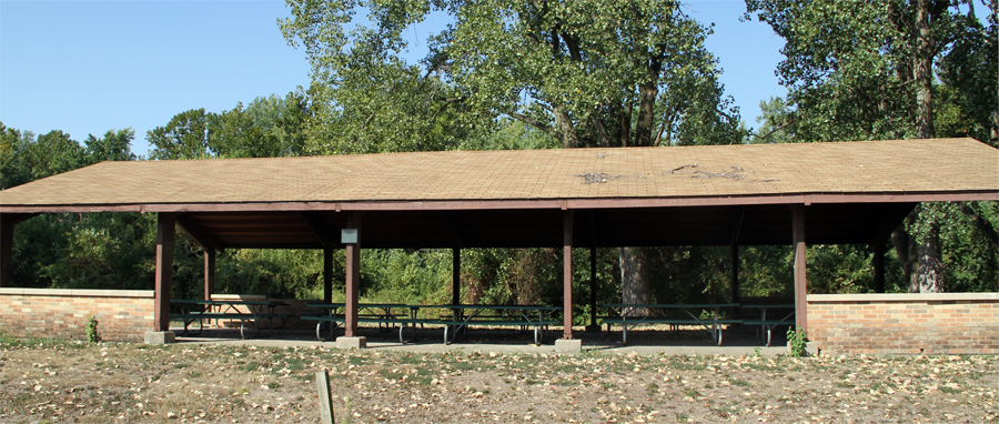 Bob Bangert Shelter - Quincy Park District