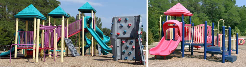 Bob Mays Playground - Quincy Park District