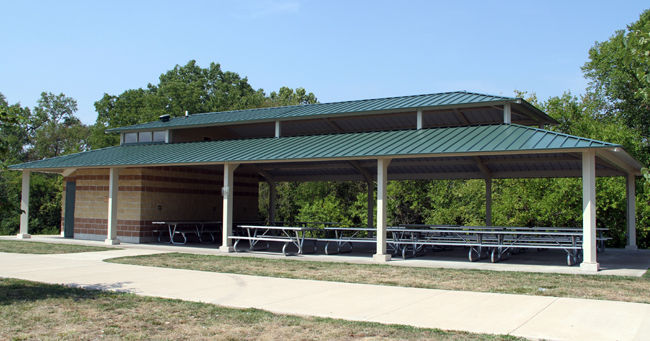 Bob Mays Shelter - Quincy Park District