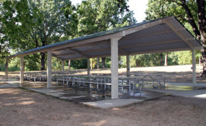 Gardner Shelter - Quincy Park District