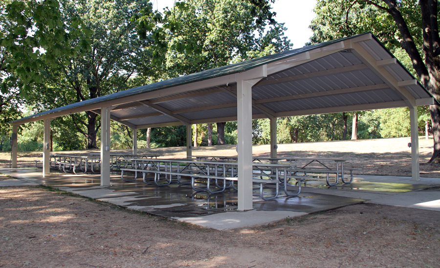 Gardner Shelter - Quincy Park District