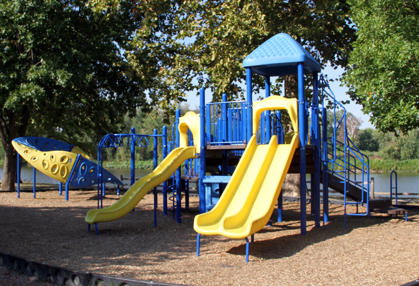 Kesler Playground - Quincy Park District