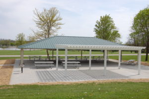 Moorman Large Shelter - Quincy Park District