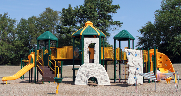 Moorman Playground - Quincy Park District