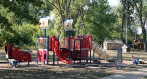 Quinsippi Island Playground - Quincy Park District