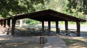 Quinsippi Small Shelter - Quincy Park District