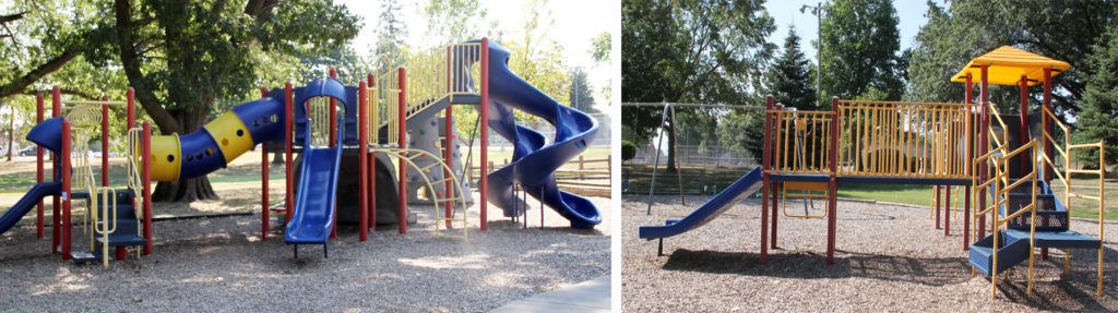 Reservoir Playgrounds - Quincy Park District