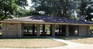 Reservoir Shelter - Quincy Park District