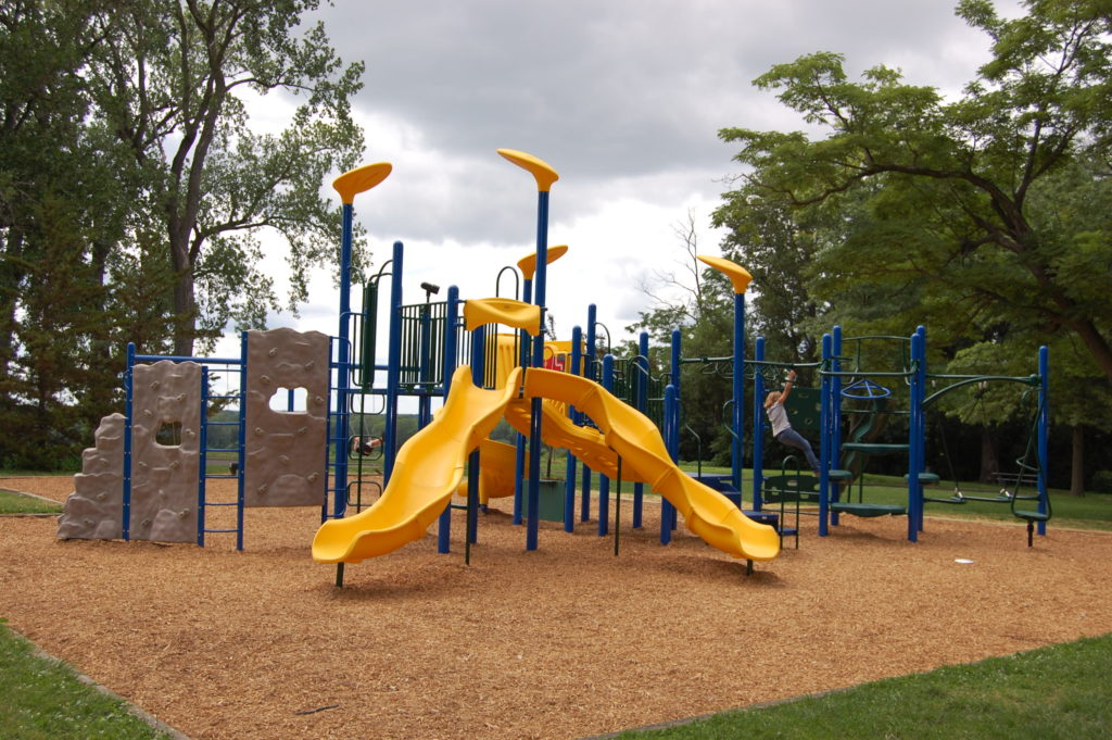 Riverview Playground - Quincy Park District
