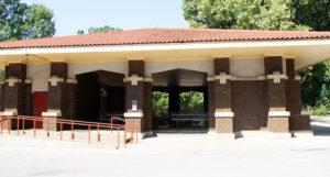 South Park Large Shelter - Quincy Park District