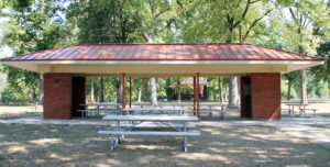 South Park Small Shelter - Quincy Park District