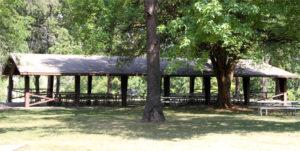 Wavering Large Shelter - Quincy Park District
