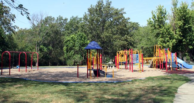 Wavering Playground - Quincy Park District