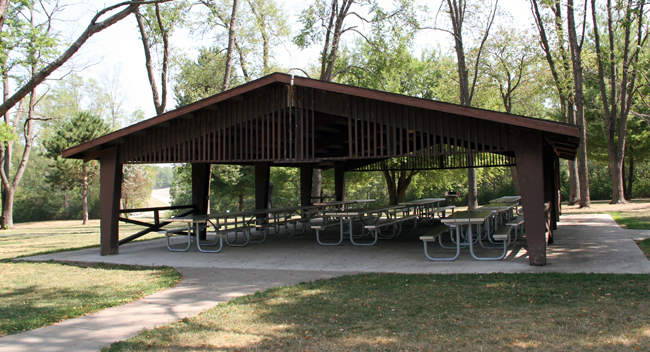 Wavering Small Shelter - Quincy Park District