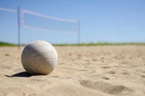 Sand Volleyball - Quincy Park District