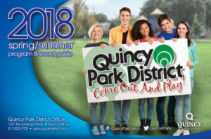 Quincy Park District Spring/Summer Program & Event Guide