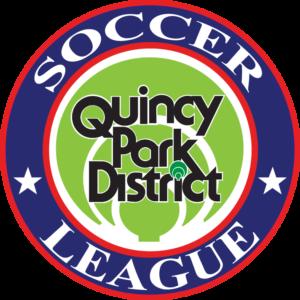 Quincy Park District Soccer League Logo