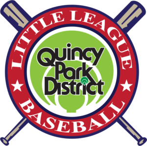 Quincy Park District Baseball Logo